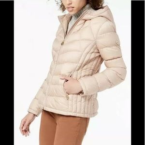 Michael Kors Packable down Jacket champagne XS, S